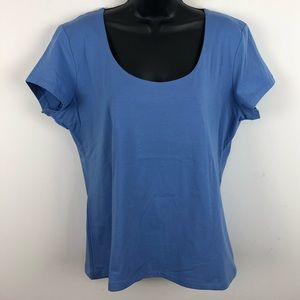 NEW CHAPS Ralph Lauren Plus Size Tee Tshirt XXL